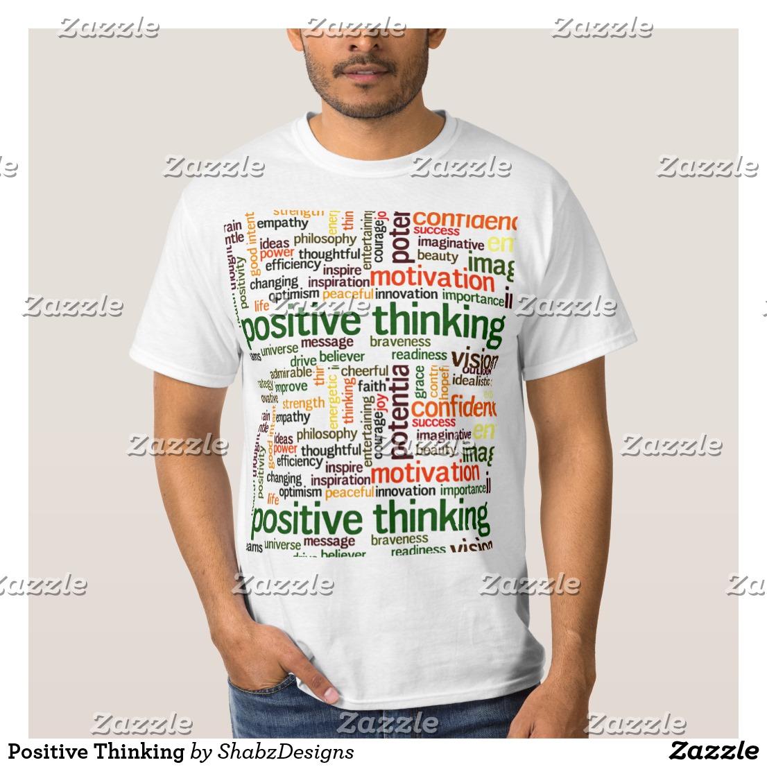 Positive Thinking Men